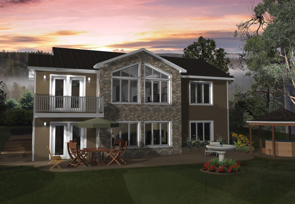 Muskoka maisons champoux for Planifier votre maison
