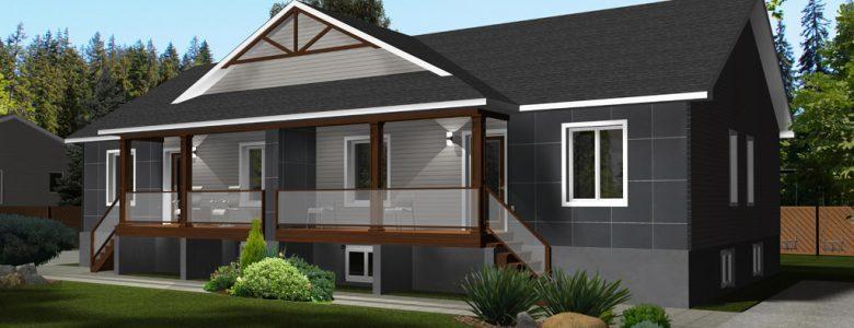 Duplex Maisons Champoux