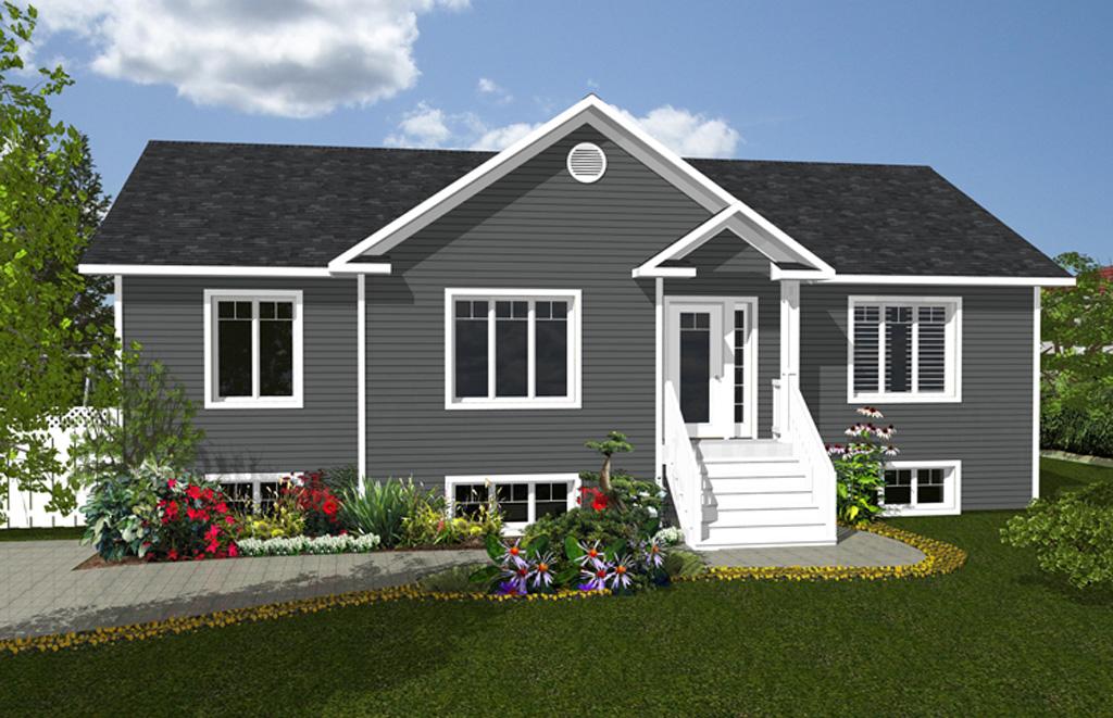 Maison usin e mod le mourier maisons champoux for Planifier votre maison