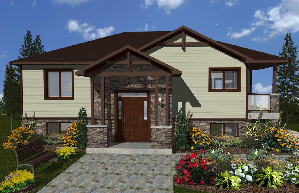 Vermont Prefabricated House Model