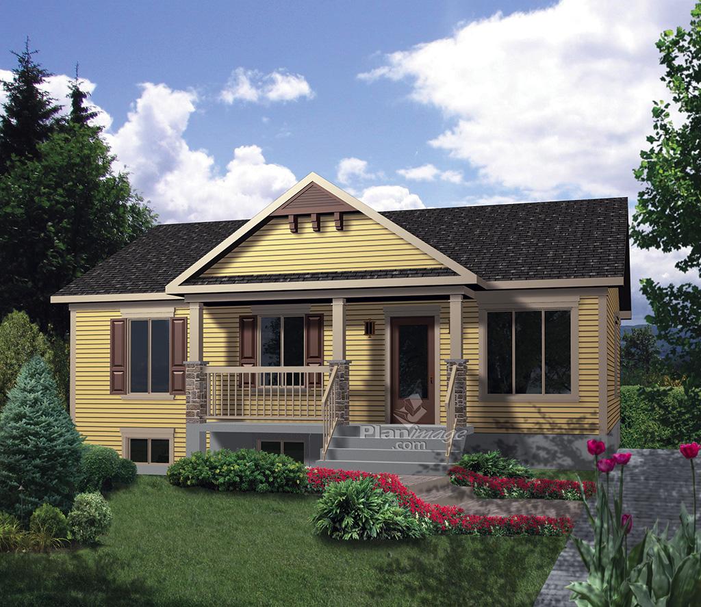 Mod le de maison pr fabriqu e parent maisons champoux for Planifier votre propre maison